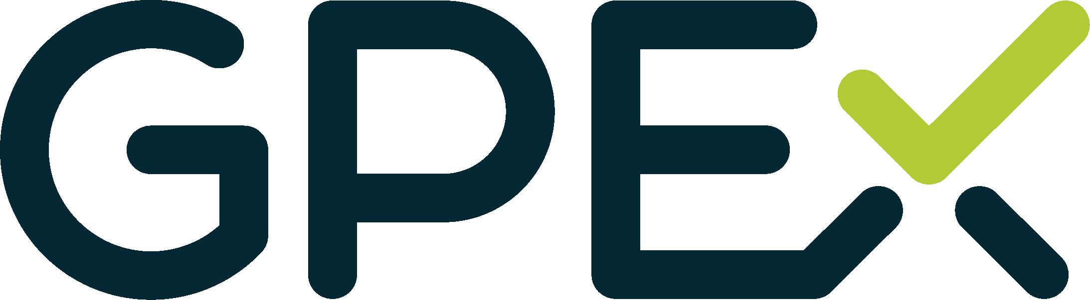 GPEx logo